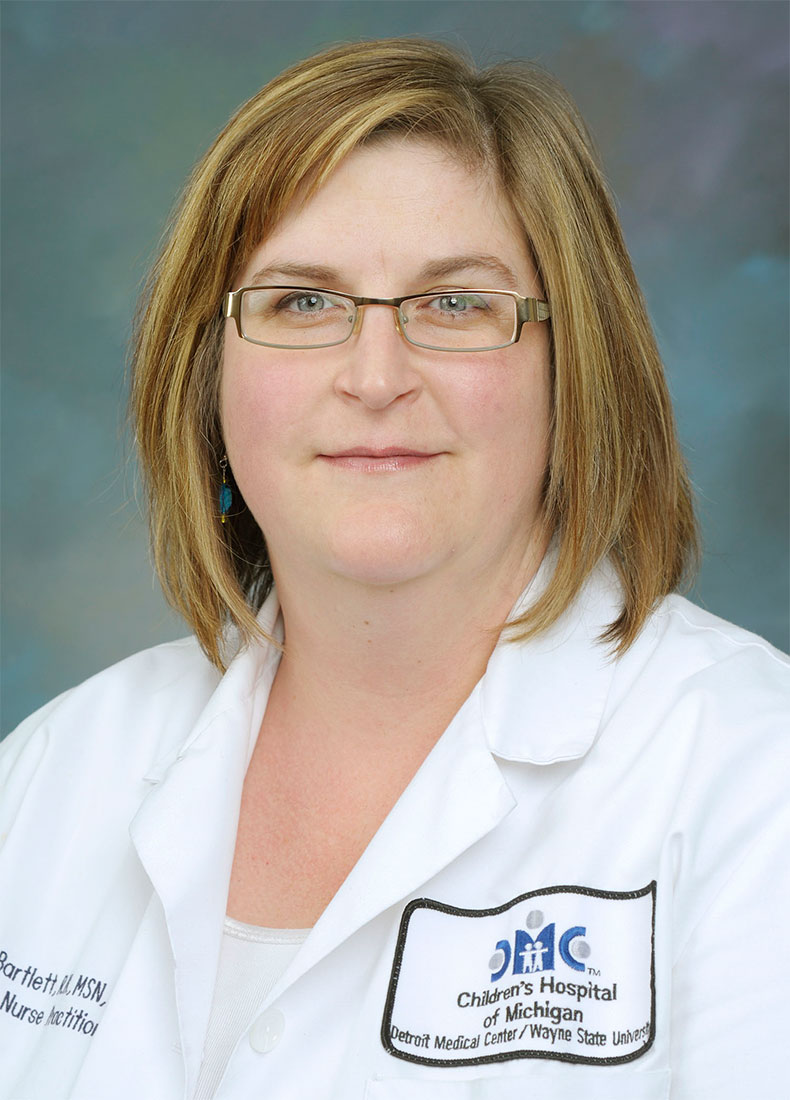 Heather Bartlett, MSN, RN, CPNP