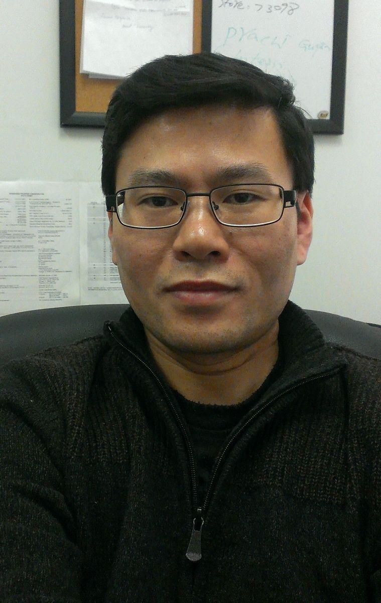 Kequan (Kevin) Zhou