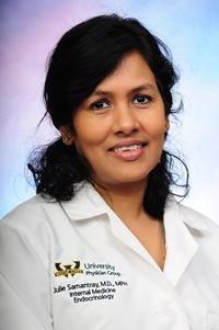 Julie Samantray, MD