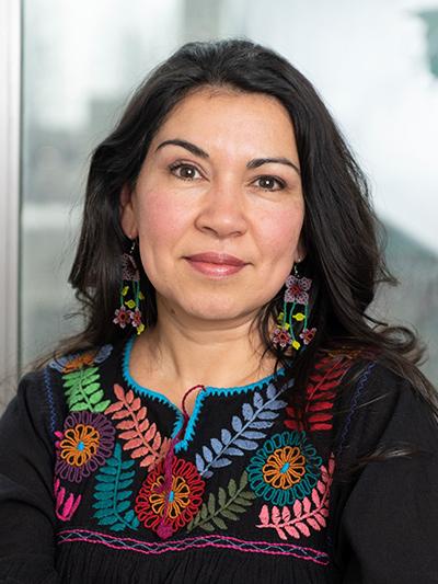 Sandra Gonzales