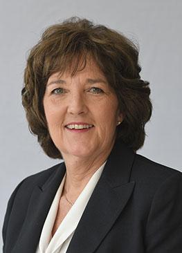 Headshot of Patricia Thomas, PhD, RN, FACHE, NEA-BC, ACNS-BC, CNL