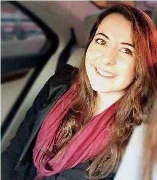 Zeina Angela Yahfoufi
