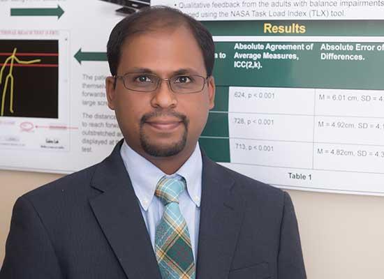 Sujay Galen P.T, Ph.D., F.H.E.A.