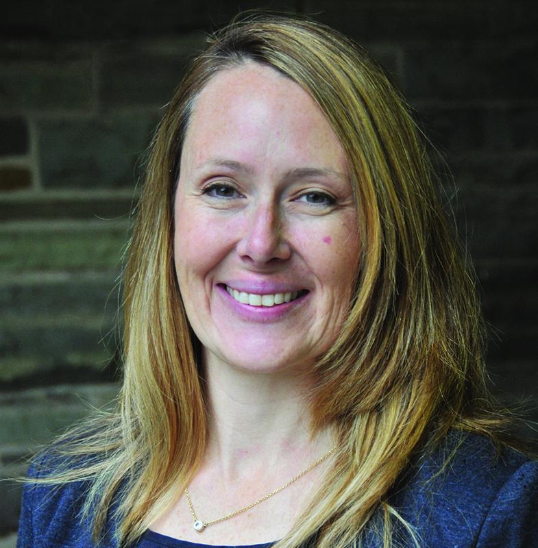 Julie Aikins, Ph.D.
