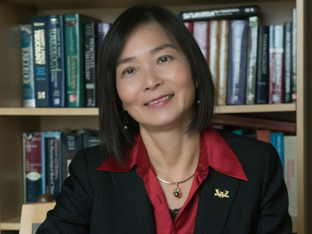 Serrine S. Lau Ph.D.