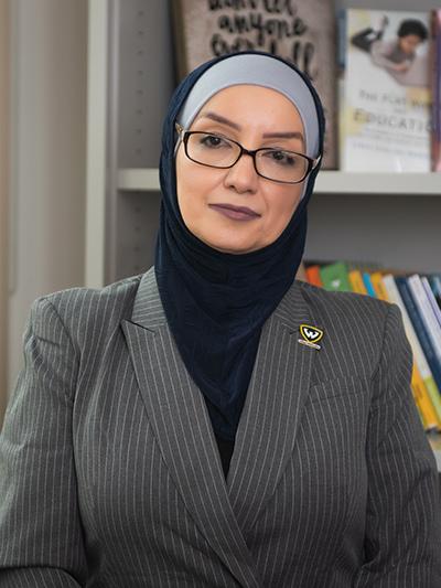 Ahlam Moughania