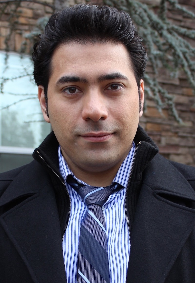 Masoud Nazari